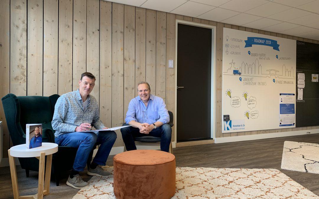 Kesselaar & Zn kiest voor 4PS Construct