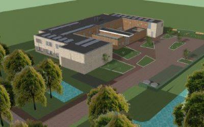Aannemingsovereenkomst getekend voor zorgcomplex De Rotonde van Esdégé-Reigersdaal
